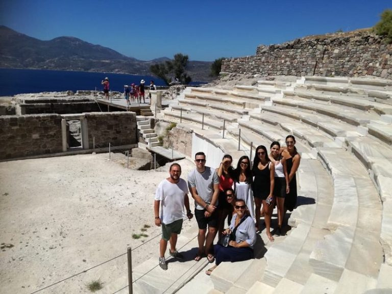 Archaeological and cultural tour in Milos island, Greece