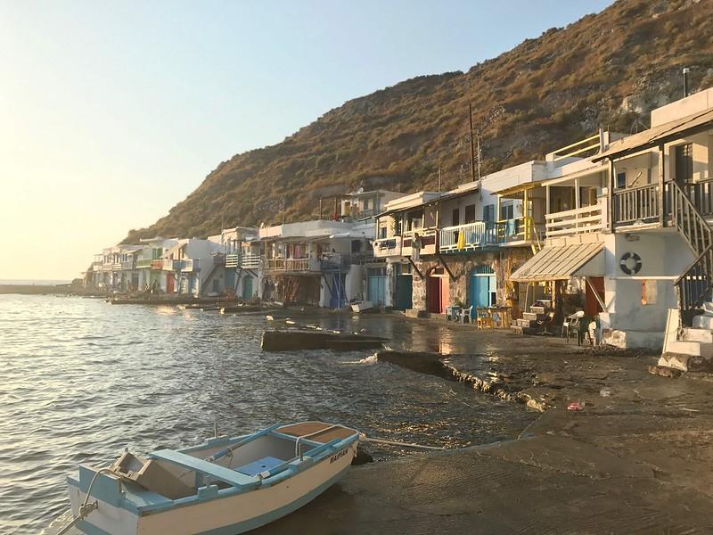 Milos archaeological and cultural tour, Greece