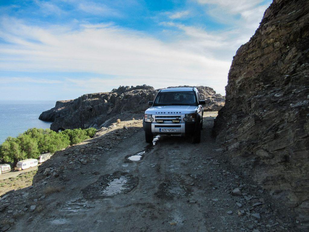 southern Crete jeep safari tour, Greece