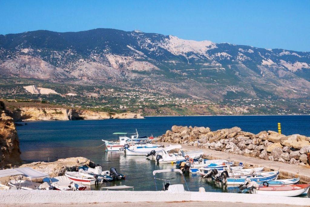 Private Kefalonia island tour from Zakynthos