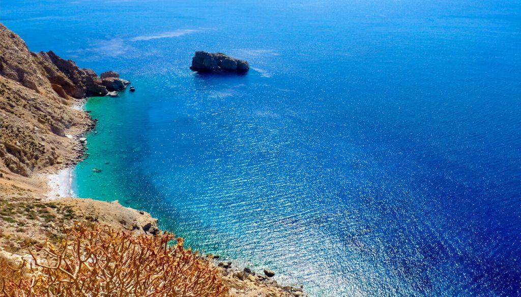 Hiking Amorgos island tour, Greece