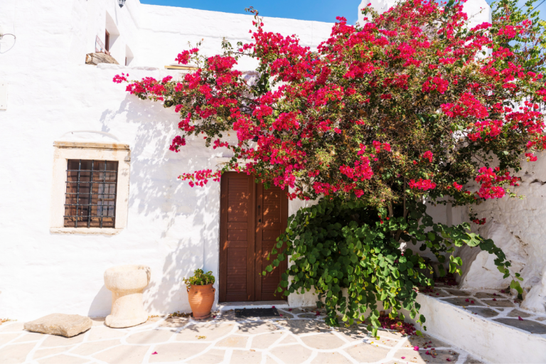 Naxos hiking tour through rural villages