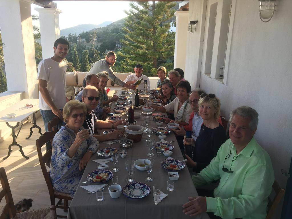Private Paros organic farm and product tasting tour