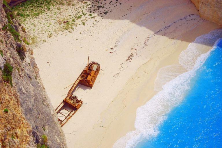 Private Zakynthos island tour in Greece
