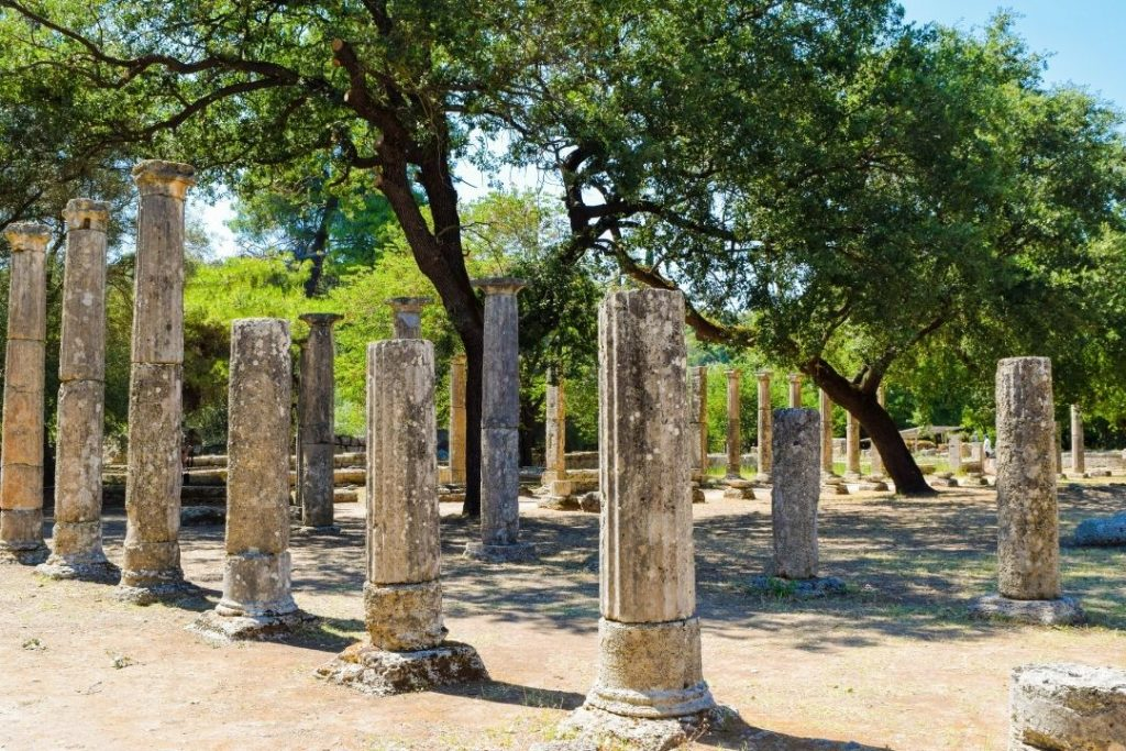 Private Zakynthos tour to ancient Olympia