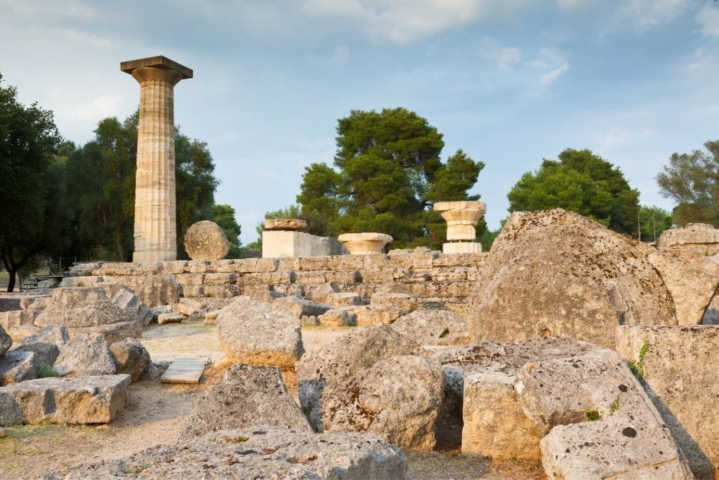 Private Zakynthos tour to ancient Olympia, Greece