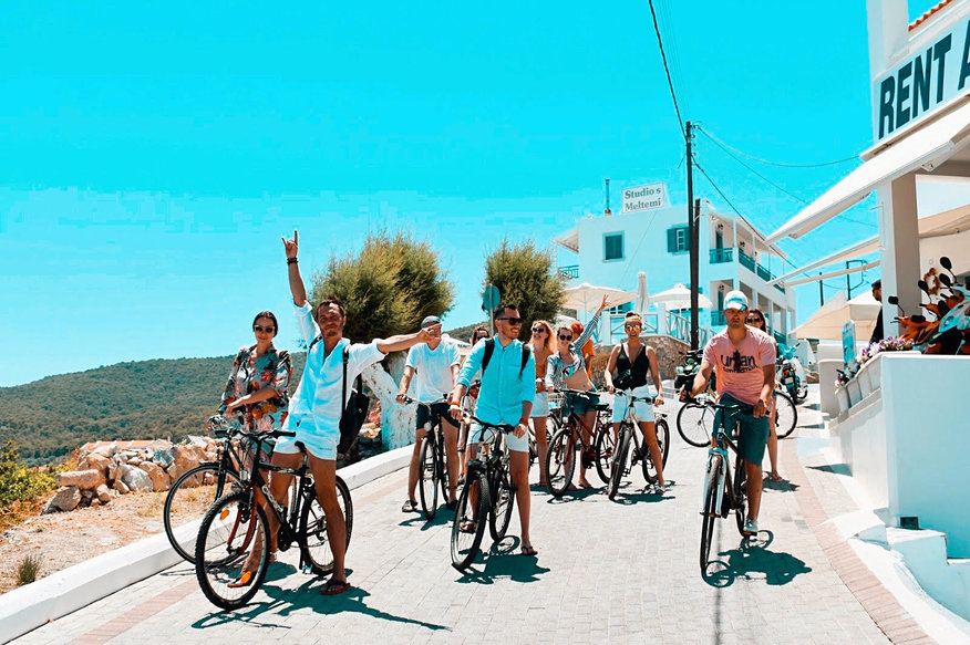 One day cruise Athens to Agistri, Moni and Aegina