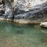River trekking at Sarakina gorge