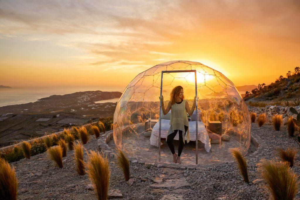 Sky Dome Santoriniexperience