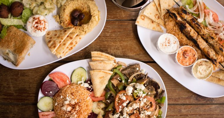 top foods in Athens